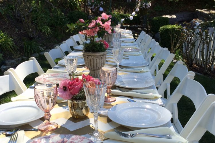 Tea Anyone? ~ Great Tea Party Ideas for All Occasions