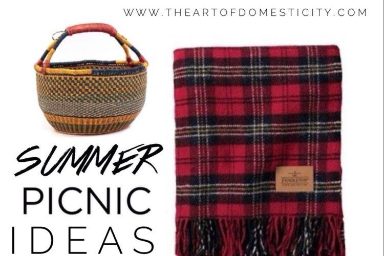 Summer Picnic Ideas