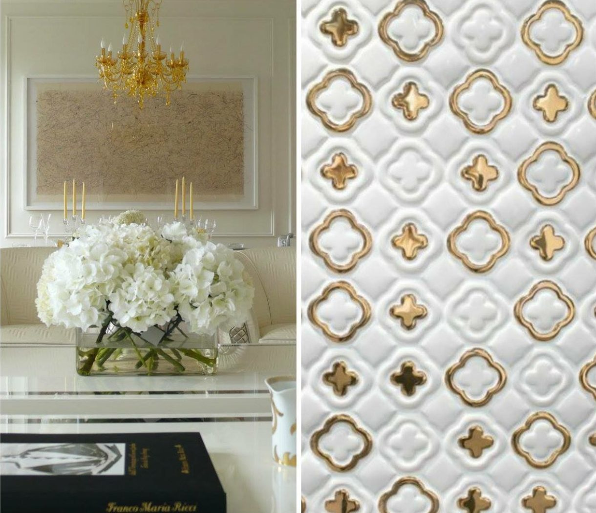 It isn't hard to refresh your home during the summer! Refresh your home with summer whites!