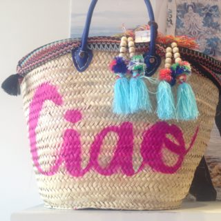This is the perfect summertime beach bag!
