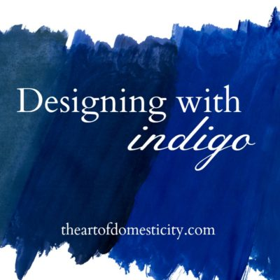 Designing with Indigo