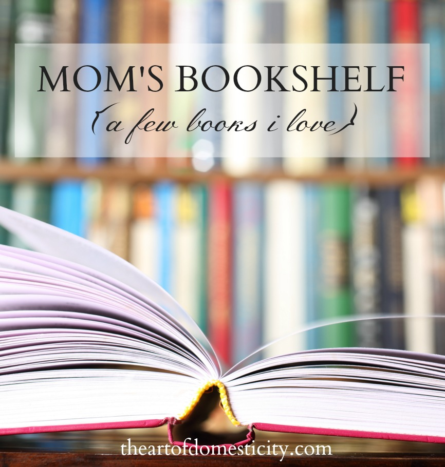 Moms do you ever wonder what to read or put in your home library? Look no further! Here are some recommended books to add to your fall list – and perhaps some holiday gift ideas for someone you love!
