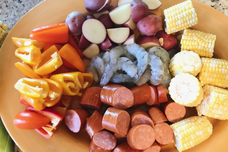 An Easy and Delicious 4th of July Cookout