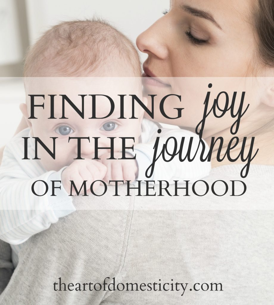 "Are you struggling in your journey of motherhood? It's easy for ""busy moms"" as we like to call ourselves to get caught up in the negativity that surrounds different seasons and stages. But what if God has something more for us?"