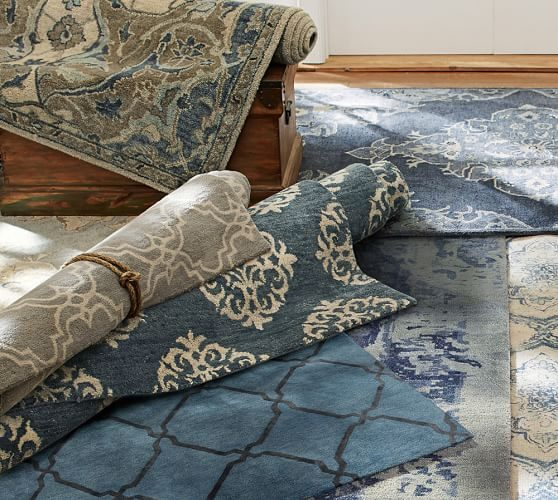 Area Rugs: How do I choose and where does it go?