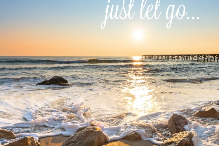 When It is Time to Just Let Go