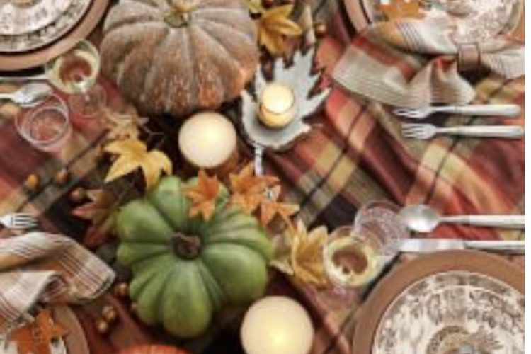 Relax…. You Got This Last Minute Thanksgiving Gathering!