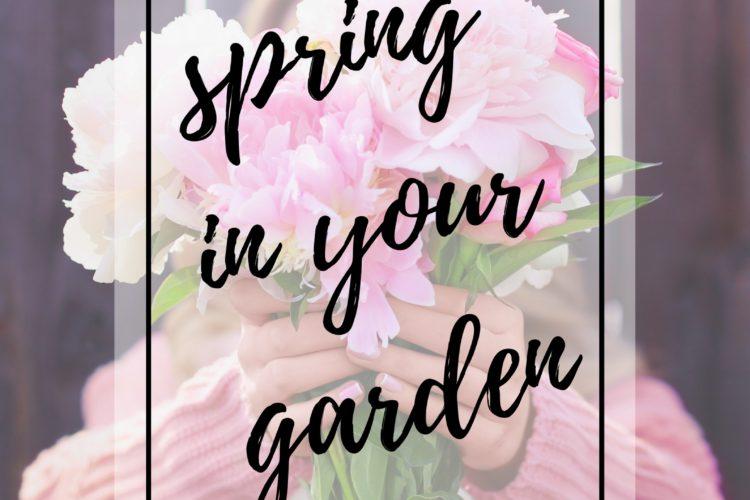 Spring in Your Garden