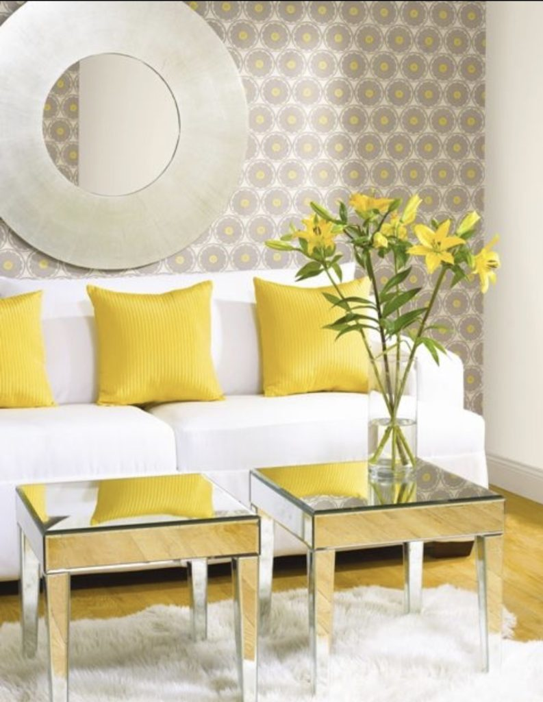 Summer is here and what comes to mind besides the beach, picnics and lazy days is the color Yellow! Here are some refreshing ideas utilizing the color yellow this season!
