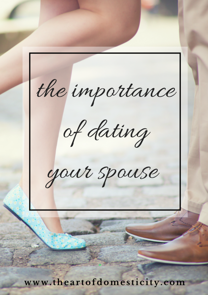 the importance of dating before marriage