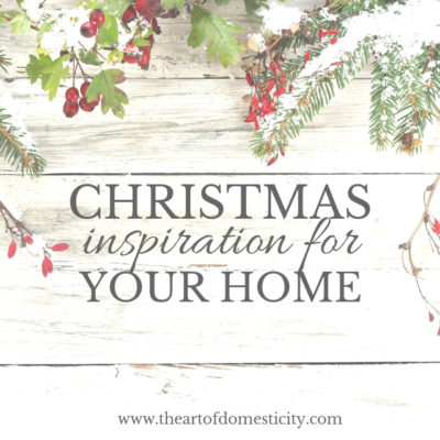 Christmas Inspiration for Your Home