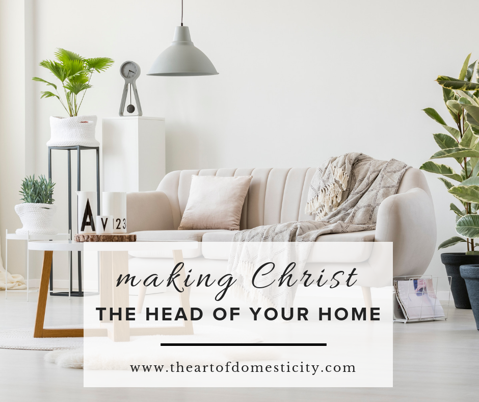 Giving Christ rule over our hearts and lives is a lifelong process. Join us today as we talk about what that actually looks like in real life....
