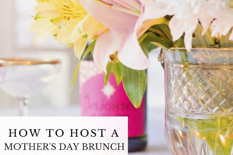 Mother's Day is a special day to celebrate those women in our lives that we love. Here is how you can make it extra special this year!